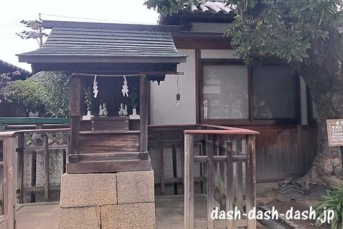 稲荷神社(伊勢神社)
