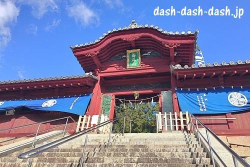広島東照宮の唐門