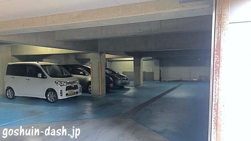 飛行神社(京都)駐車場01