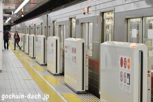 名古屋市営地下鉄桜通線ホームドア