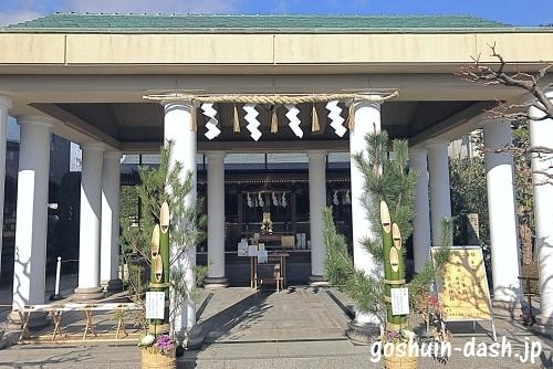 飛行神社(京都)拝殿
