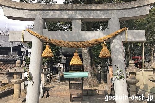 福神社(名古屋東照宮末社)