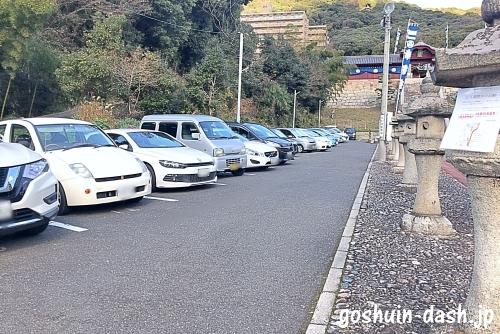 広島東照宮駐車場