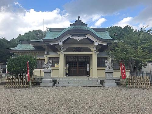 石作神社(長久手)本殿