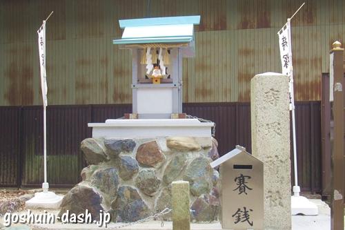 痔塚神社(猪子石神明社)