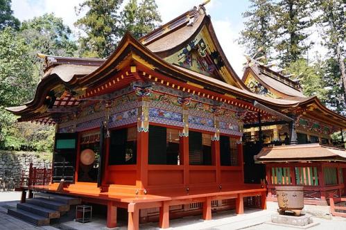 貫前神社拝殿