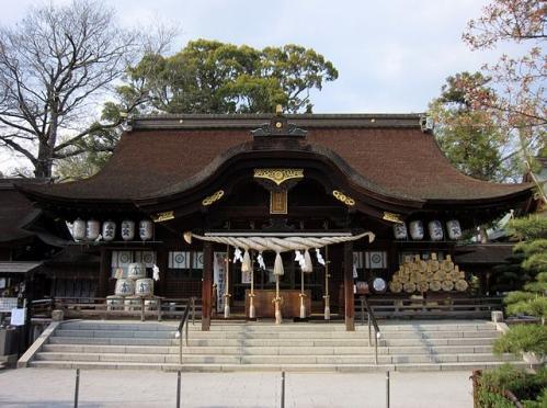 田村神社 (高松市) 拝殿