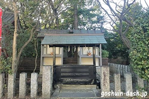 龍神神社・秋葉神社(尾陽神社摂末社)