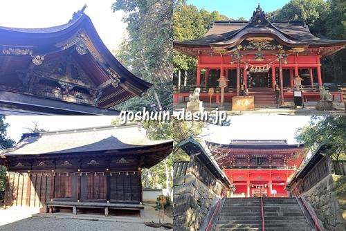 六所神社(岡崎市)の国指定重要文化財
