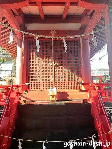 久延彦神社(尾陽神社摂末社)