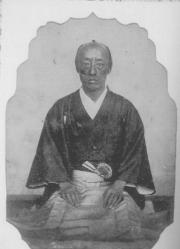 徳川慶勝(パブリックドメイン)