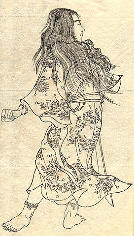 ヤマトタケル(パブリックドメイン)