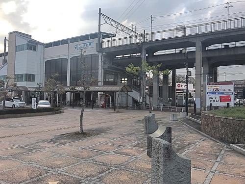 名鉄協商パーキング黒笹駅