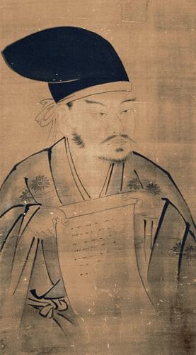 楠木正成の肖像画