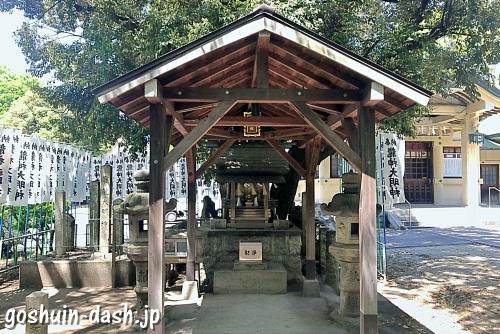 六所龍神社(矢田六所神社末社)