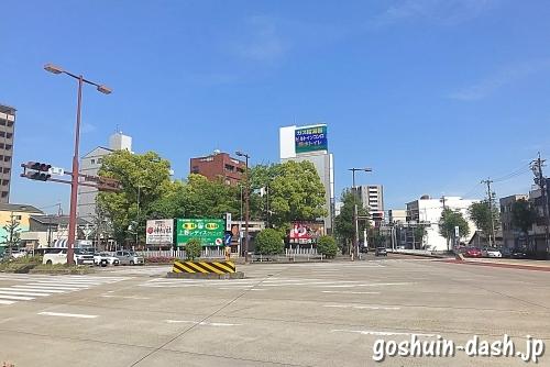 赤塚神明社(赤塚交差点)