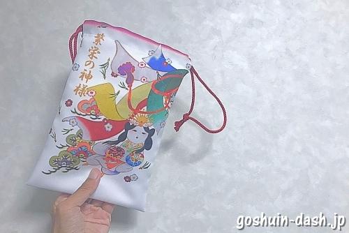 別小江神社(名古屋市北区)の御朱印帳袋