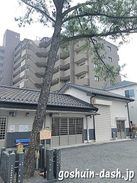 三葉の松(別名金銭松・名古屋別小江神社御神木)