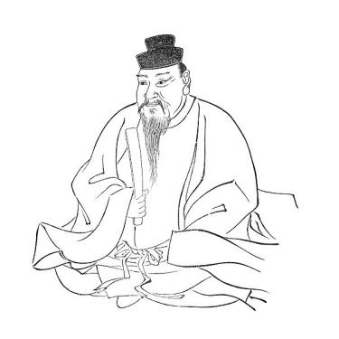 応神天皇像