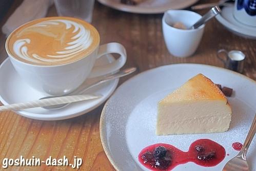 マルヨシコーヒー(新栄白山神社近くのカフェ)