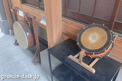 多賀宮(名古屋市西区)の太鼓