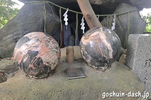 田縣神社(愛知県小牧市)珍宝窟