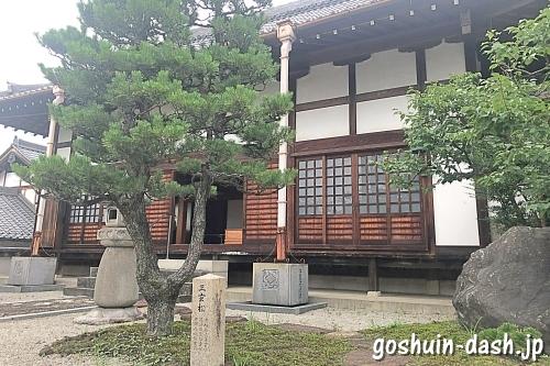 龍済寺(愛知県犬山市)の三玄松