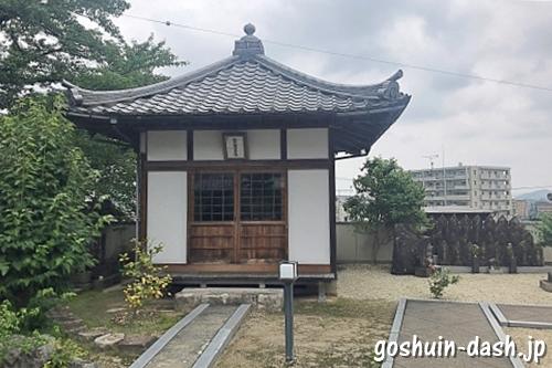 龍泉院(愛知県犬山市)観音堂