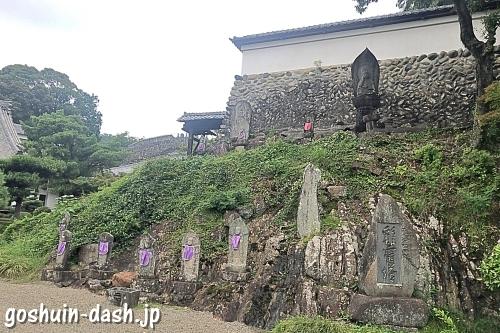 瑞泉寺(愛知県犬山市)の観音像