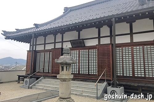 龍泉院(愛知県犬山市)本堂