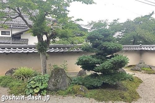龍済寺(愛知県犬山市)庭園