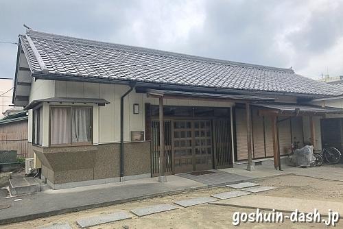 犬山神社(愛知県犬山市)の社務所