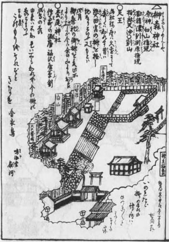 尾張名陽図会巻7(榊森神社63コマ)