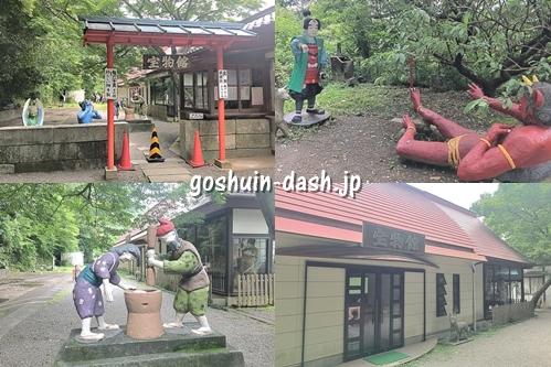 犬山桃太郎神社宝物館