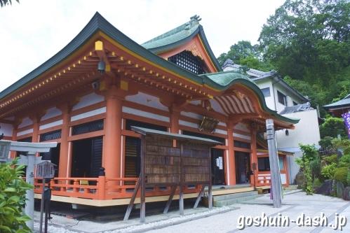 倶利加羅不動寺(名古屋市守山区)本堂