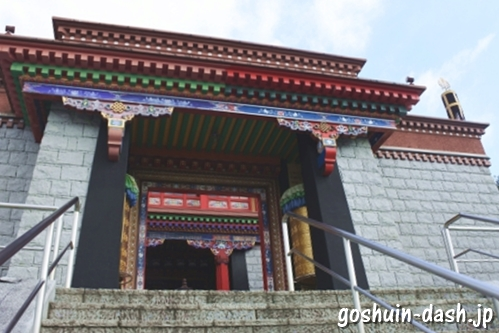 強巴林(チャンバリン・名古屋市守山区)本堂