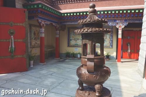 強巴林(チャンバリン・名古屋市守山区)香炉