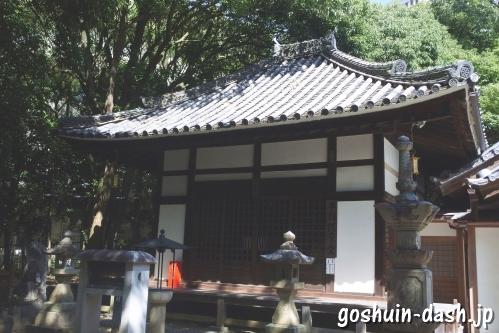不動護摩堂(八事山興正寺)