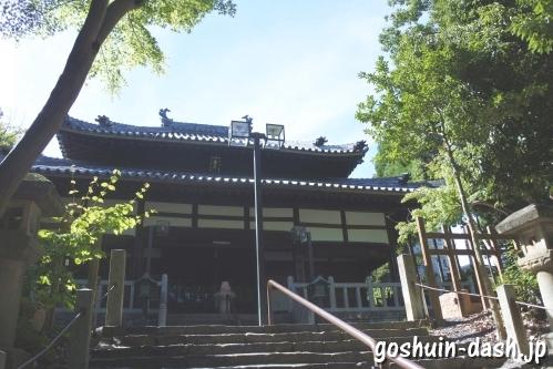 観音堂(八事山興正寺)