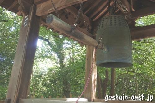 鐘楼(八事山興正寺)