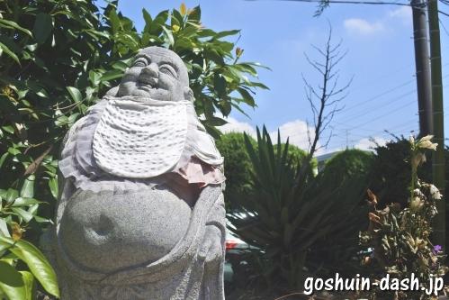 布袋尊(如意山宝珠院)
