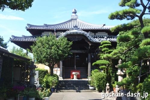 辯天寺(名古屋市港区)本堂