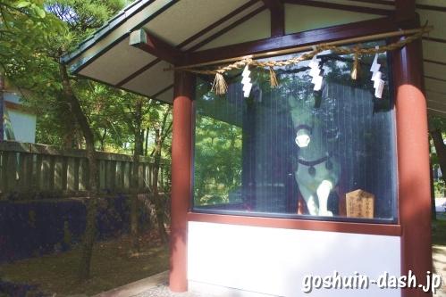市原稲荷神社(愛知県刈谷市)の神馬