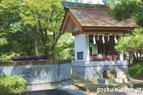 古神札納所(刈谷市原稲荷神社)