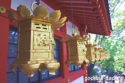 市原稲荷神社(愛知県刈谷市)境内風景
