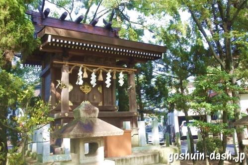 刈谷神社(市原稲荷神社末社)
