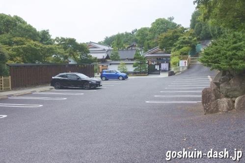 八事塩竈神社(名古屋市天白区)第一駐車場