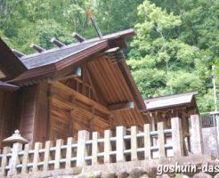 八事神社(名古屋市天白区)本殿