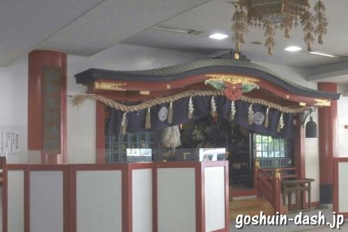 成田山萬福院(名古屋市中区栄)自動車祈祷殿