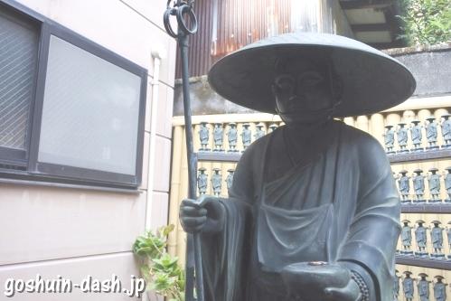 弘法大師像(袋町お聖天 福生院)